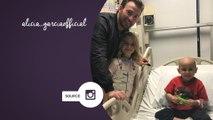 Chris Evans : le superhéros rend visite à des enfants à l'hôpital !