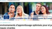 Politiques européennes des langues et priorités nationales - Présentation projet EOL - Jonas Erin
