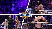 WWE Wrestlemania 33 Highlights HD - WWE Wrestlemania 2017 Full Matches Highlights HD