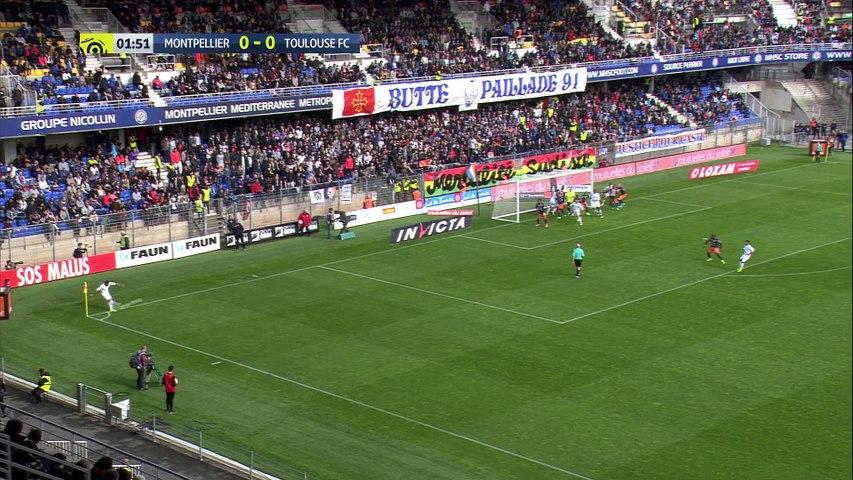 Le Résumé de Montpellier/TFC, 31ème journée de Ligue 1