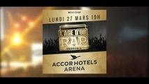 Concert L'âge d'or du Rap Français à L'Accorhotels Arena