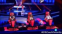 Audicion Franvi (La Voz Kids 3) Audiciones a ciegas 4...