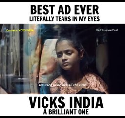This is one of the best advertisements i have seen so far