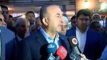 """Bakan Çavuşoğlu, """"Son Günlerde Milleti Bir Paniğe Sürüklemek İçin Bir Şeyler Yayılıyor."""