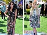 Vidéo : Demi Lovato VS Meghan Trainor : qui est la plus jolie en robe fleurie ?