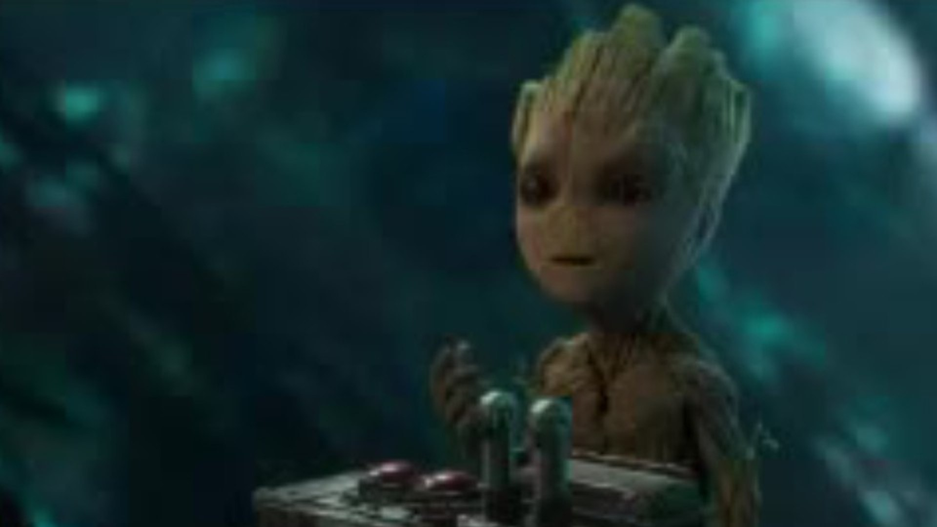 Chocolate Baby Groot Looks Adorably Delicious