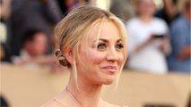 Kaley Cuoco Shares What's Important To Her