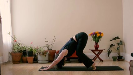 Yoga Studio Love: Tina