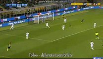 Inter First Attempt to score - Inter v. Sampdoria 03.04.2017
