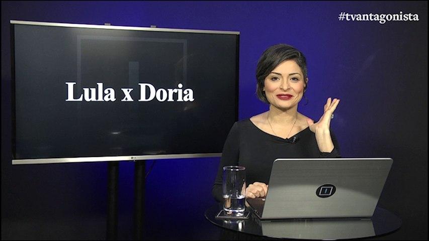 Lula x Doria