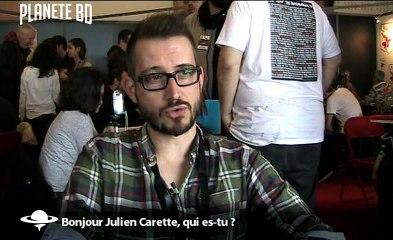 Vidéo de Julien Carette