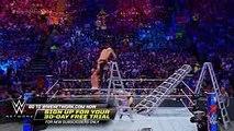 Fatal 4-Way Raw Tag Team Title Ladder Match- WrestleMania 33 (WWE Network)_