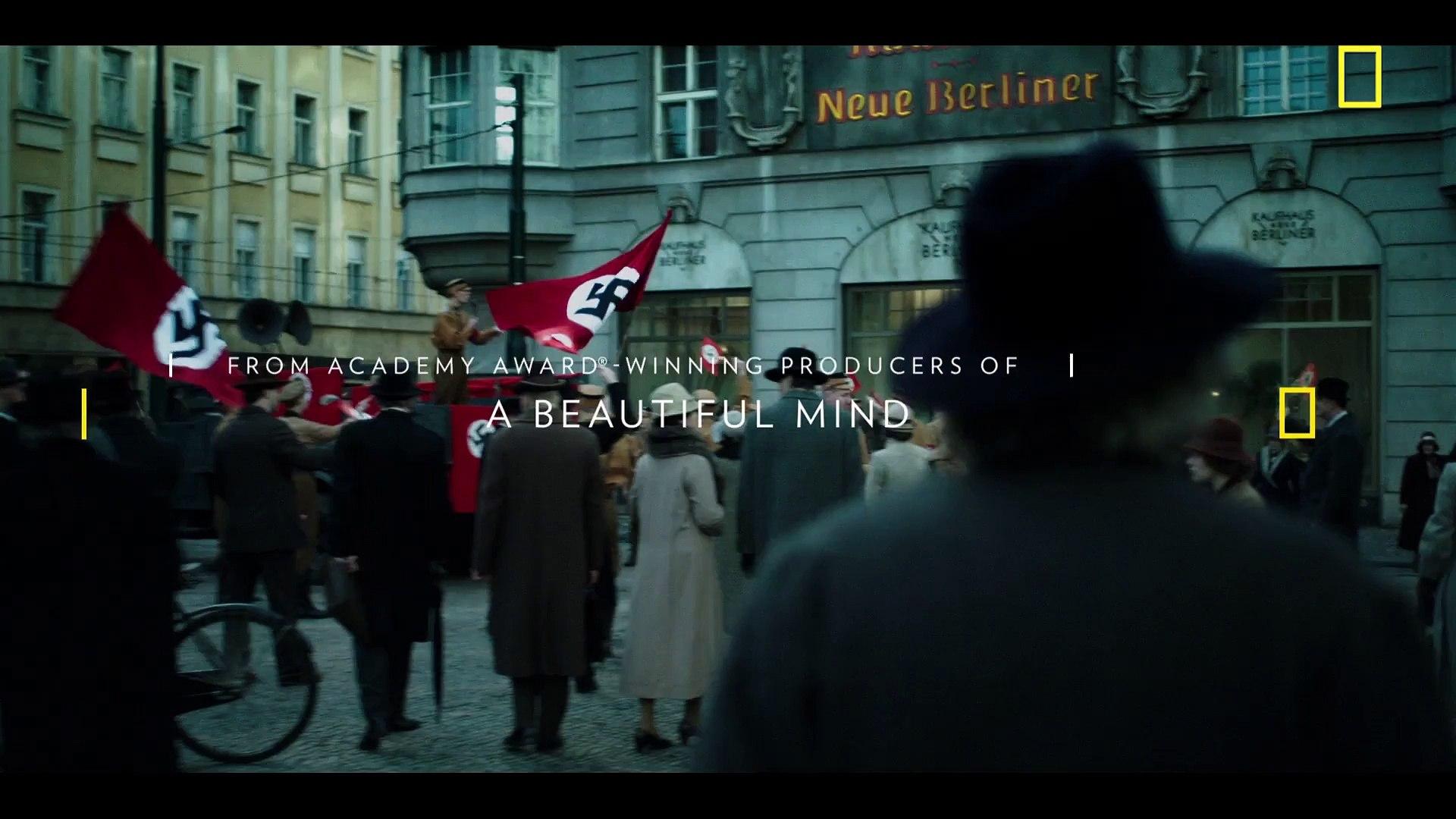 'Genius' Behind the Scenes -- NatGeo