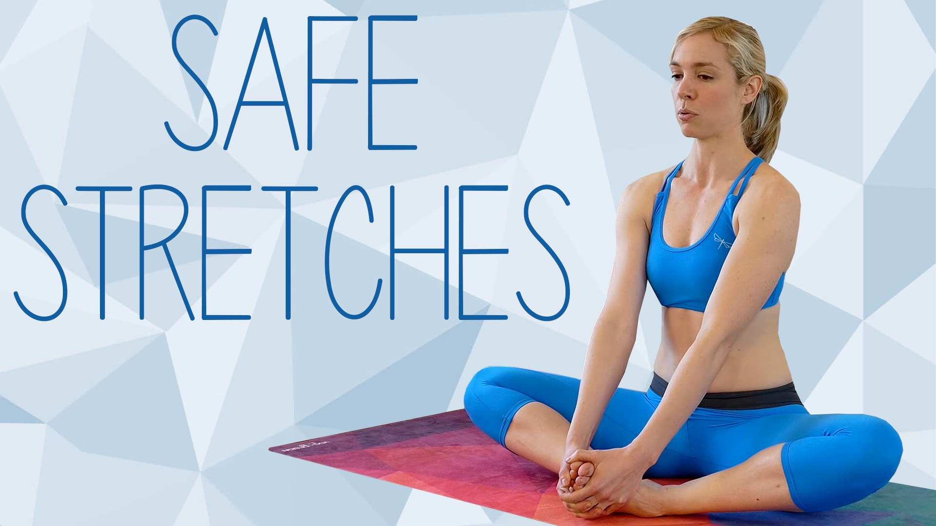 20 Minute Full Body Stretch For Pain Flexibility Safe Beginners Yoga Stretches With Lindsey Video Dailymotion