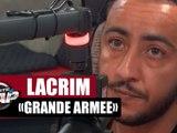 """Lacrim """"Grande Armée"""" en live #PlanèteRap"""