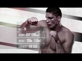 GLORY 11 Chicago - Rico Verhoeven Pre Fight Interview