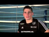 GLORY 9 NYC - Rico Verhoeven Pre-Fight Interview