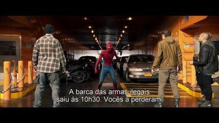 Homem Aranha: De Volta Ao Lar  | Trailer Legendado