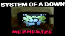 System of a Down - Cigaro - Drum Mobile Cover