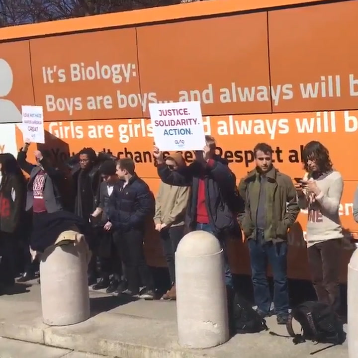 This transphobic bus is touring America [Mic Archives]
