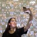Selfies as art? [Mic Archives]