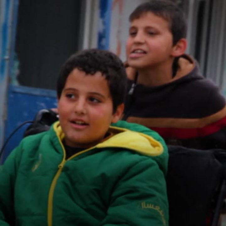 These Syrian refugees are BFFs [Mic Archives]