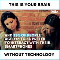 This is your brain without technology