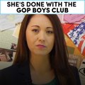 She's done with the GOP boys club  [Mic Archives]