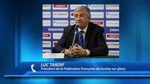 Hockey : Luc Tardif, Président de la fédération de hockey sur glace impressionné par la finale de Ligue Magnus