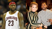 LeBron James Believes in the 'Kardashian Curse,' and It's RUINING Tristan Thompson