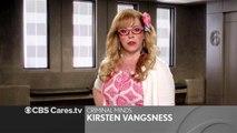 Kirsten Vangsness on Osteoporosis