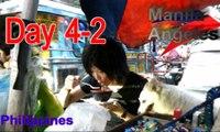 4d-2,フィリピン:マニラ、アンヘレス、フィリピンパブの女、スラム、LAcafe,フィリピン旅行