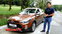 Manny tries out the Hyundai i20 Cross Sport