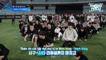 [VIETSUB    ALIENS TEAM] Pro-Baseball First Pitch Behind The Scenes