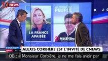 Alexis Corbière s'emporte quand CNews compare Mélenchon à Marine Le Pen