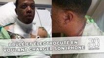 Un homme électrocuté dans son lit en voulant charger son iPhone