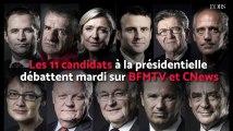 Le Pen, Macron, Mélenchon... et les autres. Débat à 11 : que va-t-il se passer ?