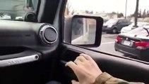 Ce conducteur aurait du mieux garer sa BMW...