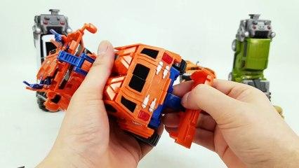 Transformers Wei jiang KO OverSized Toyworld Throttlebot Combiner Vehicle Robot Car Toys 트랜스포머 웨이지앙 KO 증강판