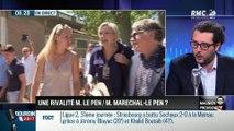 QG Bourdin 2017 : Magnien président ! : Une rivalité Marine Le Pen - Marion Maréchal-Le Pen ?
