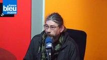 François Chaubet, membre du groupe de la France insoumise dans le Nord-Ouest de la Sarthe