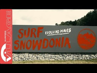 Kelly Says | Surf Snowdonia Episode 6