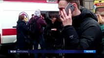 Russie : attentat dans le métro de Saint-Pétersbourg