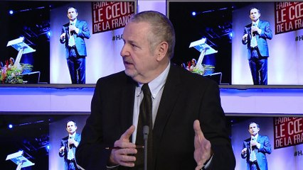 Droit d'accès - spécial présidentielle 2017 Dominique Raimbourg pour Benoît Hamon