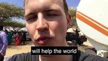 Cette star française des réseaux sociaux aide la population victime de famine en Somalie