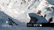 GoPro run Jonathan Penfield - 3rd place - Swatch Xtreme Verbier FWT17