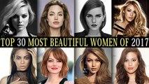 Top 30 World's Most Beautiful Women of 2017 | BUZZNET Poll | Beyoncé, Emma Stone, Emma Watson