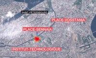 Russie: l'auteur de l'attentat de Saint-Pétersbourg aurait été identifié