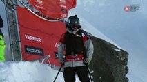 Adrénaline - Ski : Le run de Léo Slemmet sur l'Xtreme Verbier 2017