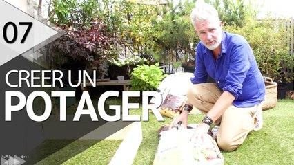 Créer un potager - PLANTISTE - ÉPISODE 7